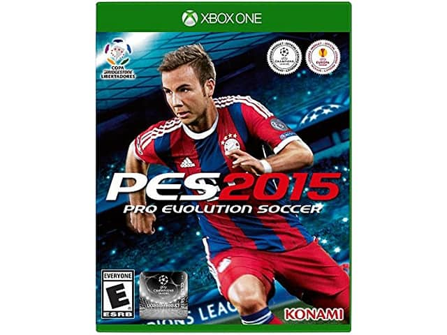 Konami Pro Evolution Soccer 2015 (Xbox One or PS4)  Free After $15 Rebate + S/H