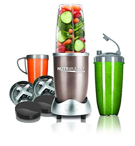 NutriBullet 9 Piece NutriBullet Pro 900 Nutrition Exactor + upto $70 SYW points - $99.99 or less with coupon @ Sears