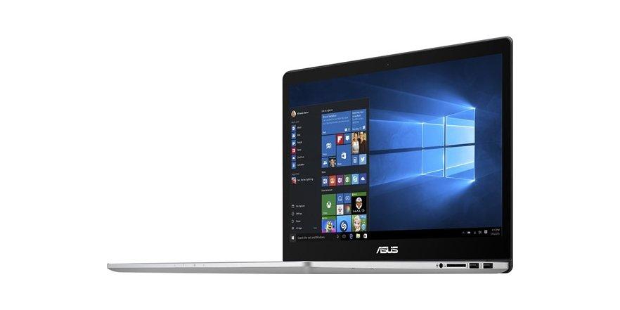 """ASUS ZenBook Laptop (Refurb): 15.6"""" 3840x2160, i7-4720HQ, 512GB SSD, 16GB DDR3  $855"""