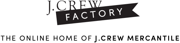 50% off Factory Clearance Items + Free Shipping at J. Crew Factory