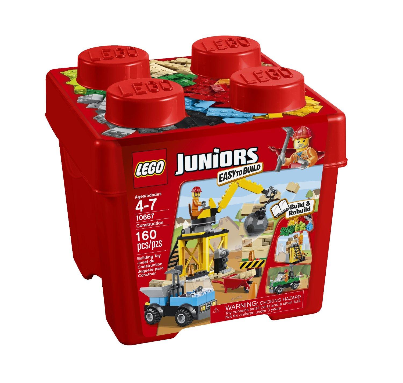 Lego Juniors Construction Set (10667)  $11 + Free Store Pickup