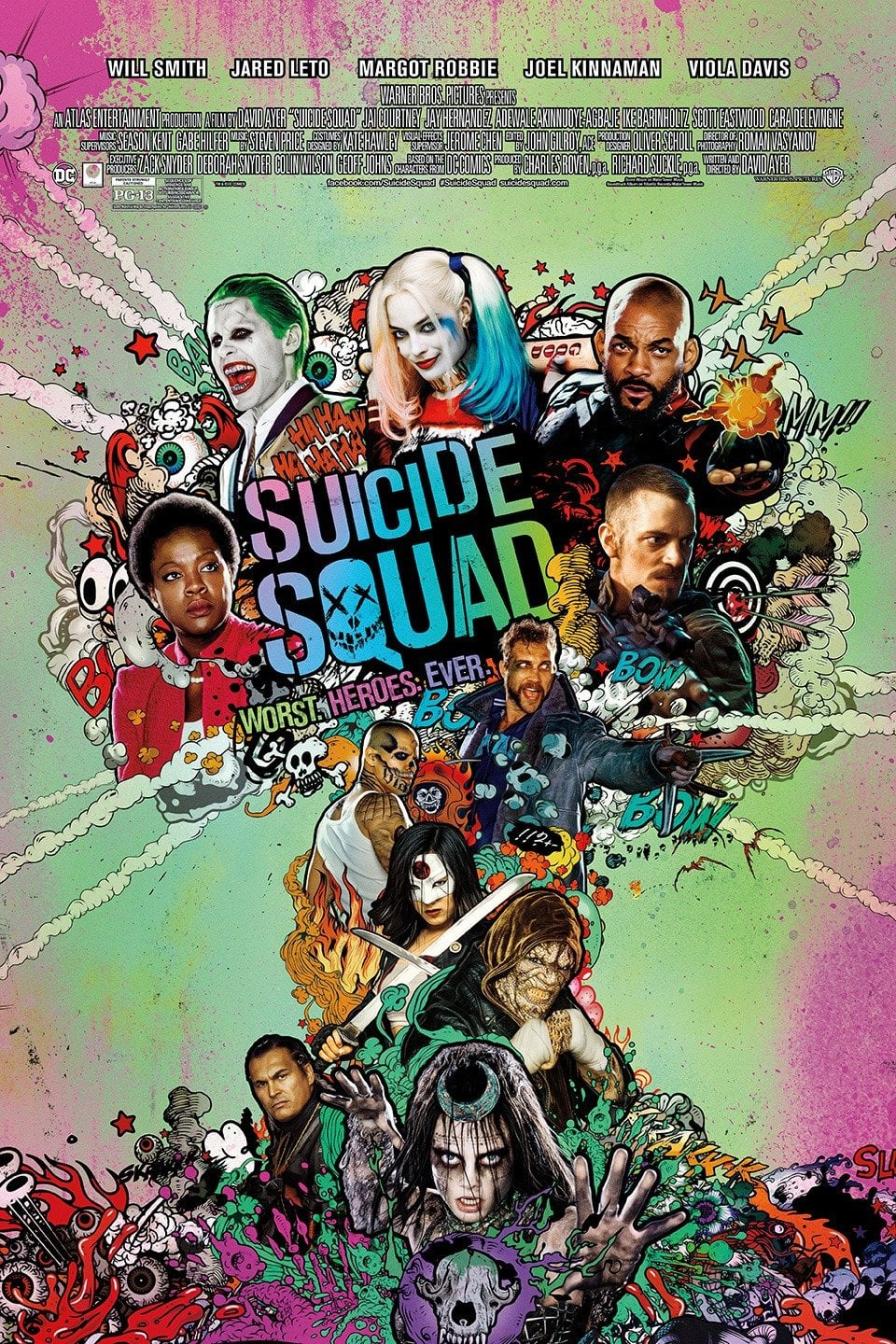Man of Steel (Blu-ray) + $8 Movie Money for Suicide Squad Movie Ticket  $9 & More + Free Store Pickup