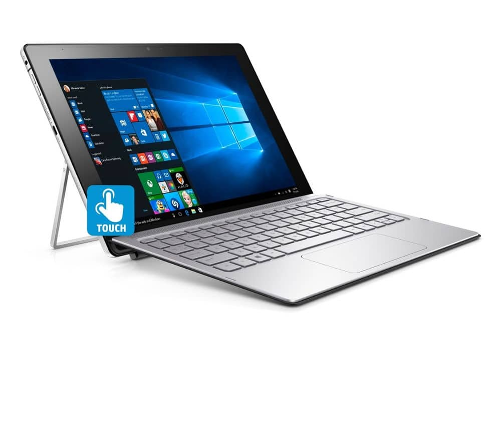 "HP Spectre x2 Detachable Touch Laptop: M3-6Y30, 12"" 4GB RAM, 128GB SSD  $430 + Free Shipping"