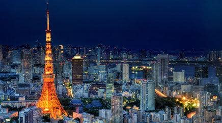 Singapore Airlines Roundtrip Flight: Los Angeles to Tokyo, Japan  from $398