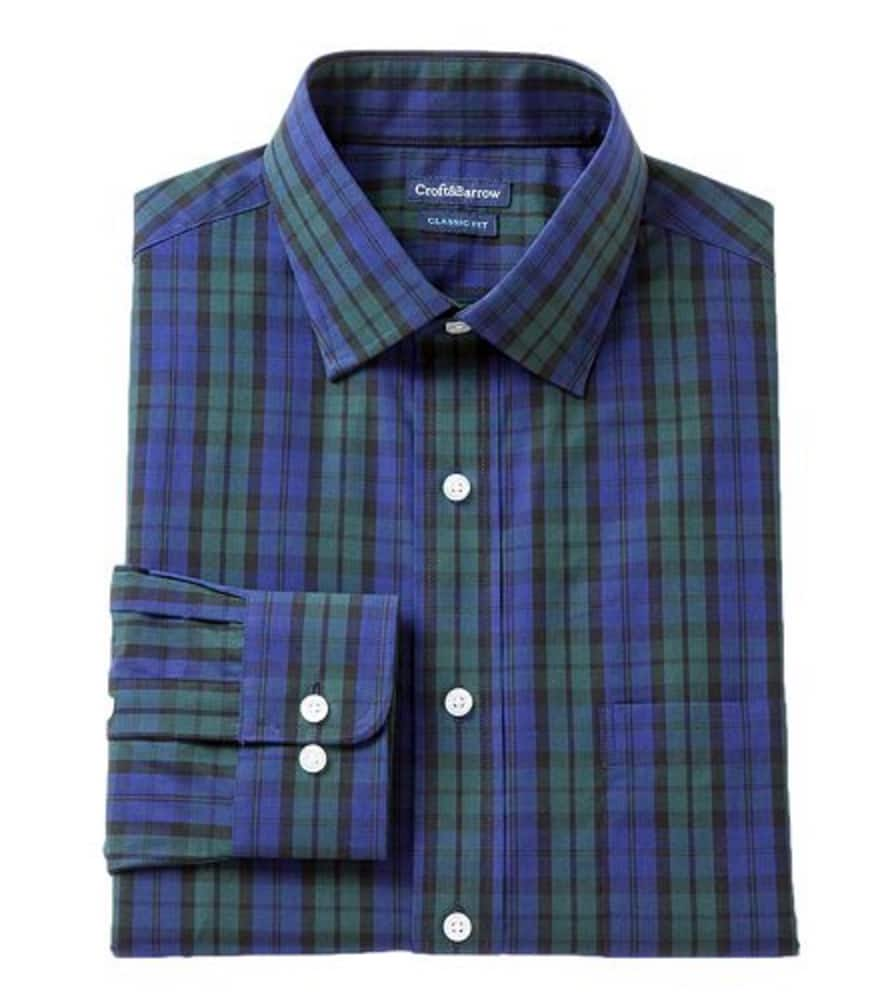 Kohl's Cardholders: Men's Dress Shirts  from $4.50 + Free Shipping