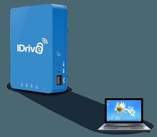 1TB WiFi Hard Drive and 1TB of Cloud Backup (1-Year)  $34.50 + Free Shipping