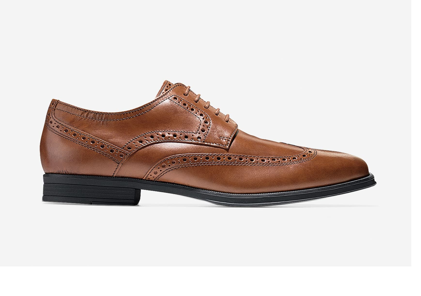 Cole Haan: Extra 40% Off Sale Items: Men's Montgomery Wingtip Oxford  $48 & More + Free S/H w/ Shoprunner