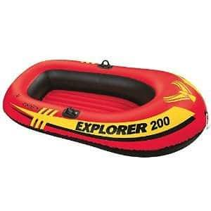 Intex Explorer 200, 2-Person Inflatable Boat For $9.75 @ Amazon/Prime