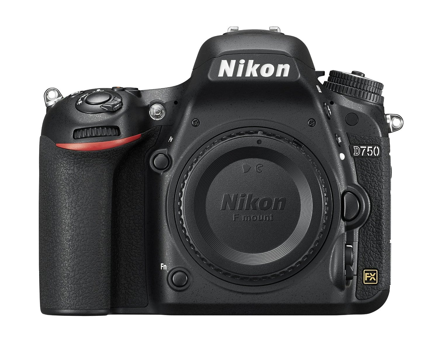 Nikon D750 FX new US model for $1696 at Amazon