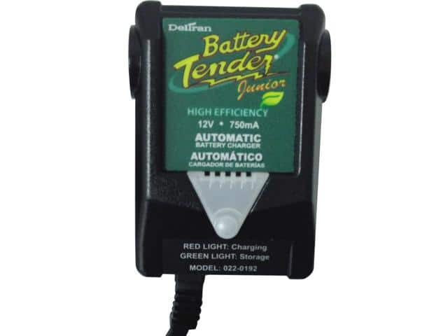 Battery Tender Jr. 12V 0.75 Amp Junior High Efficiency Battery Charger  $20 + Free Shipping