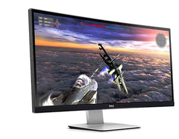 "34"" Dell UltraSharp U3415W Ultrawide Curved LED Monitor + $75 Dell eGift Card  $675 + Free Shipping"