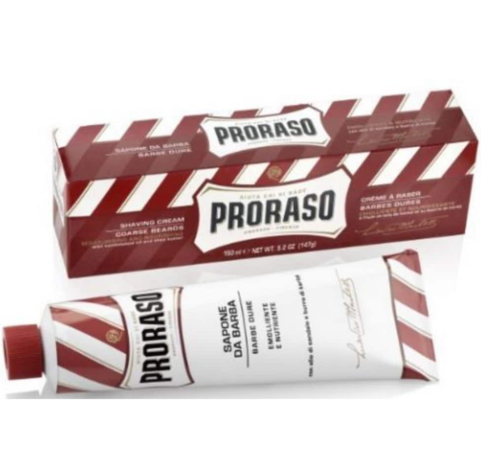 5.2oz Proraso Shaving Cream  $6.70 + Free Shipping