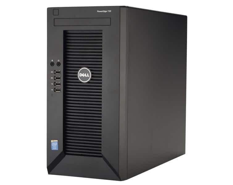 Dell PowerEdge T20 Server: Xeon E3-1225 v3, 4GB DDR3, 1TB HDD  $279 + Free Shipping