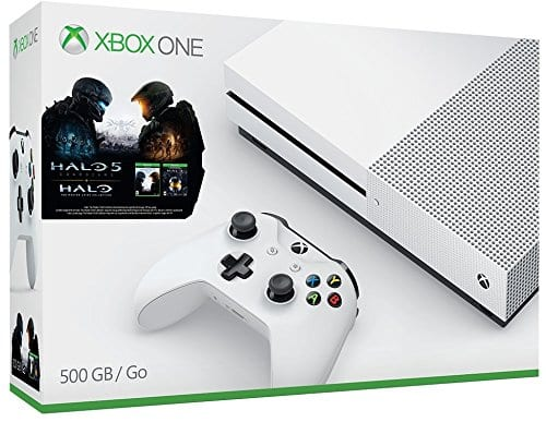 500GB Xbox One S Console + Halo Collection Bundle  $270 & More + Free S&H