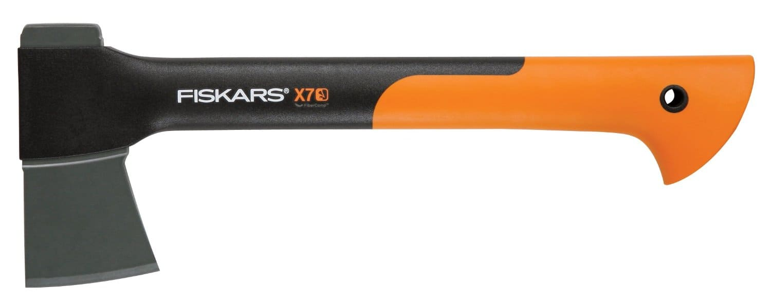 Fiskars X7 14 inch hatchet at Amazon $19.99 + Free Shipping with Prime