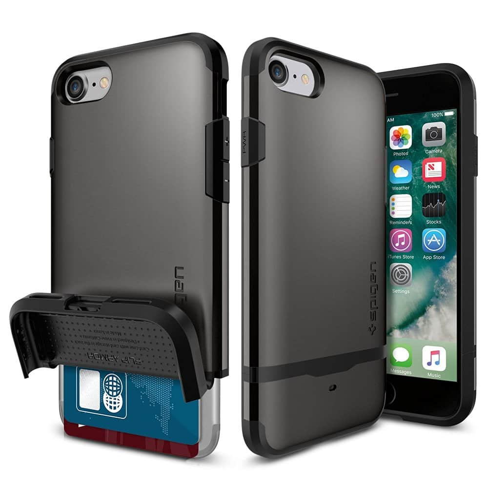 Spigen Cases for iPhone 7 and iPhone 7 Plus (Pre-Order)  from $3 + Free Shipping