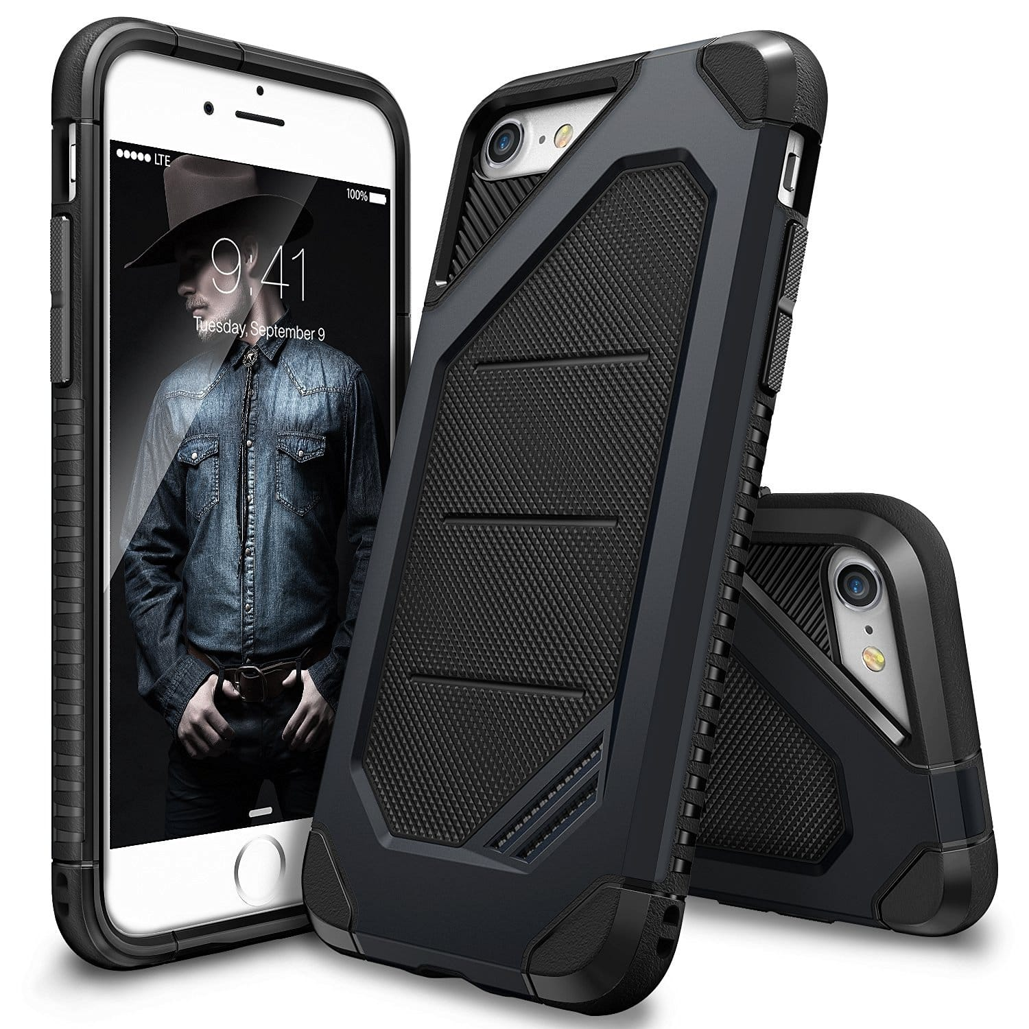 Ringke  Cases for iPhone 7 and iPhone 7 Plus $0.99 + Free Shipping