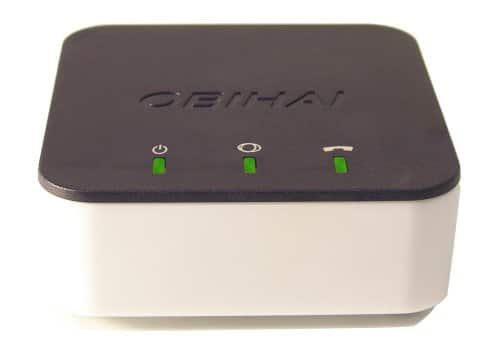 Obihai OBi200 VoIP Telephone Adapter with Google Voice & SIP for $39.99 AC & More + Free Shipping @ Newegg.com