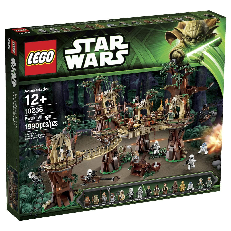 LEGO Star Wars 10236 Ewok Village  $225 + Free Shipping
