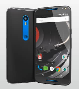 32GB Motorola Moto X Pure Unlocked Smartphone  $250 + Free Shipping