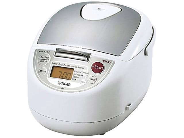 Tiger JBA-T18U 10-Cup Microcomputer Controlled Rice Cooker/Warmer  $100 + Free Shipping