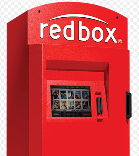 Redbox Coupon:  Blu-ray/Video Game Rental or DVD Rental  $1 Off