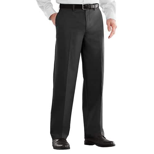 Kohl's Cardholders: Men's Croft & Barrow Easy-Care Flat-Front Pants  $6.70 + Free Shipping