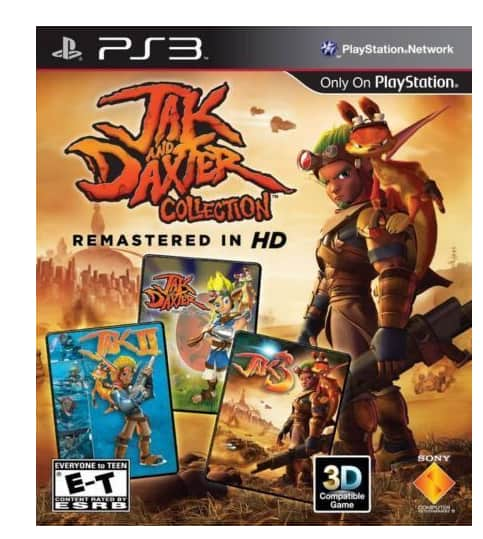 Jak and Daxter Collection - PlayStation Store (PSN) - $9.99 for PS3