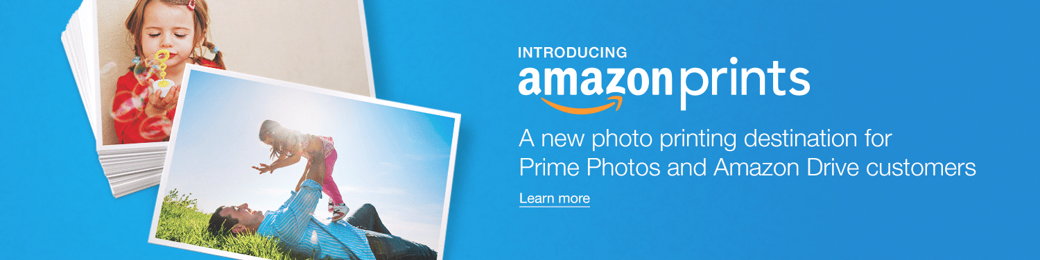 "Amazon Drive Users: 50 4""x6"" Photo Prints  Free + Free S/H"