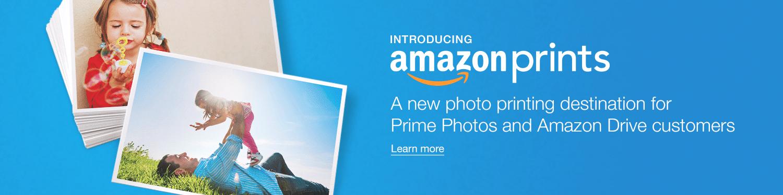 "Amazon Drive Users: 50 4""x6"" Photo Prints  Free + Free S/H"