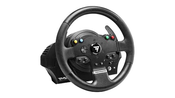 Thrustmaster TMX Force Feedback Racing Wheel for Xbox One and PCs for $130