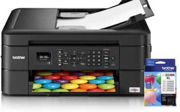 Brother WorkSmart MFC-J460DW All-in-One Inkjet Printer w/ Additional High Yield Black Ink Cartridge Kit $59.99 @ B&H Photo w/ Free Shipping