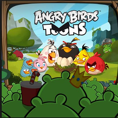 Angry Birds Toons Volume  Free