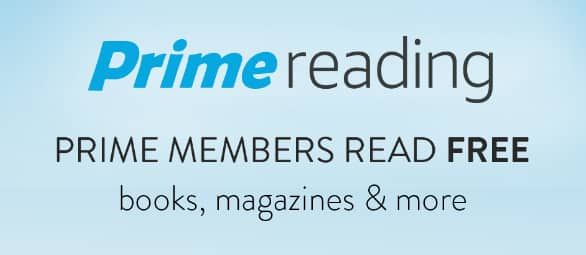 Amazon Prime Members: Prime Reading  Free