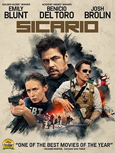 HD Digital Movie Downloads: Sicario, American Sniper, Ferris Bueller's Day Off or The Goonies $4.99 each