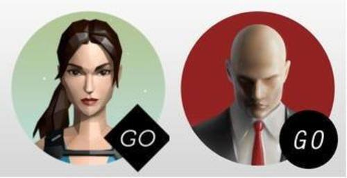 The GO Collection or Hitman Essentials for iOS $0.99, Lara Croft GO or Hitman GO for Android $0.99