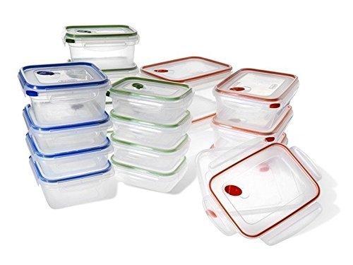 STERILITE 03078601 Ultra-Seal Food Storage Set, 36 Piece $22.99 FS w/Prime