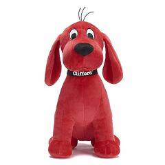 Kohl's Cardholders: Clifford, Cleo, T-Bone, & Emily Elizabeth Plush Toys or Books  $3.50 each + Free shipping