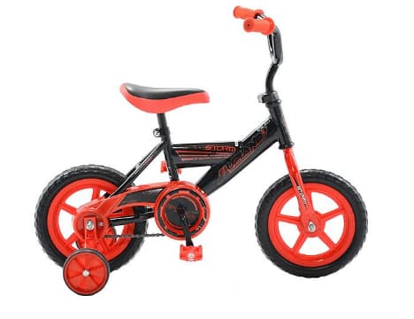 "Kmart.com has Upland Storm 12"" Boys Bike + $5 SYWR Points for $24.99"
