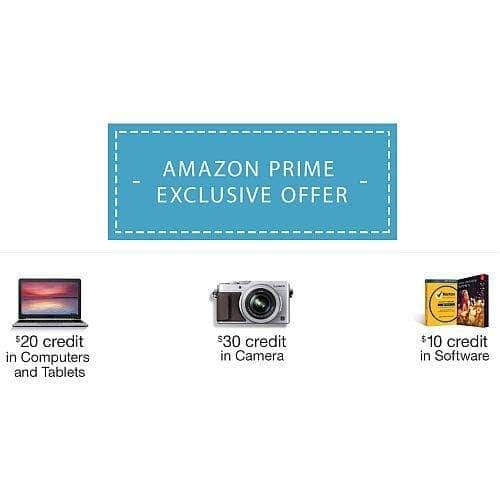 Prime Members: Upload Photo to Prime Photos, Get $60 in Promo Codes  Free (for Computer, Camera, & Software Purchase)