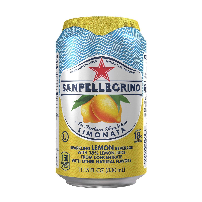 Prime Members: 24-Pk 11.15oz San Pellegrino Sparkling Beverage ( Limonata/Lemon) $9.37 or less + free shipping @ Amazon *Price just dropped even more*