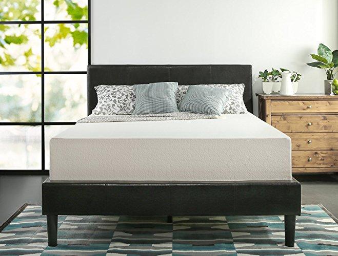 12 inch king size memory foam mattress 12