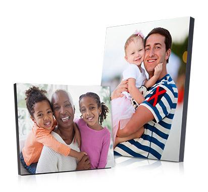 walgreens 8 x10 wood photo panel 10 or custom canvas print