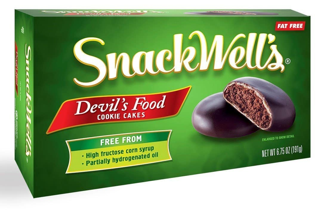 Snackwells Devil S Food Cake Cookie   Oz