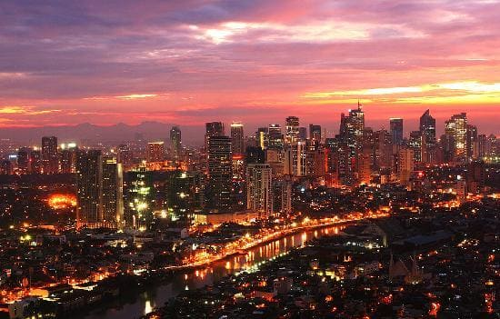 Roundtrip Flight: San Francisco, LA, or NYC to Manila, Philippines  $498 (Travel Sept - Nov)