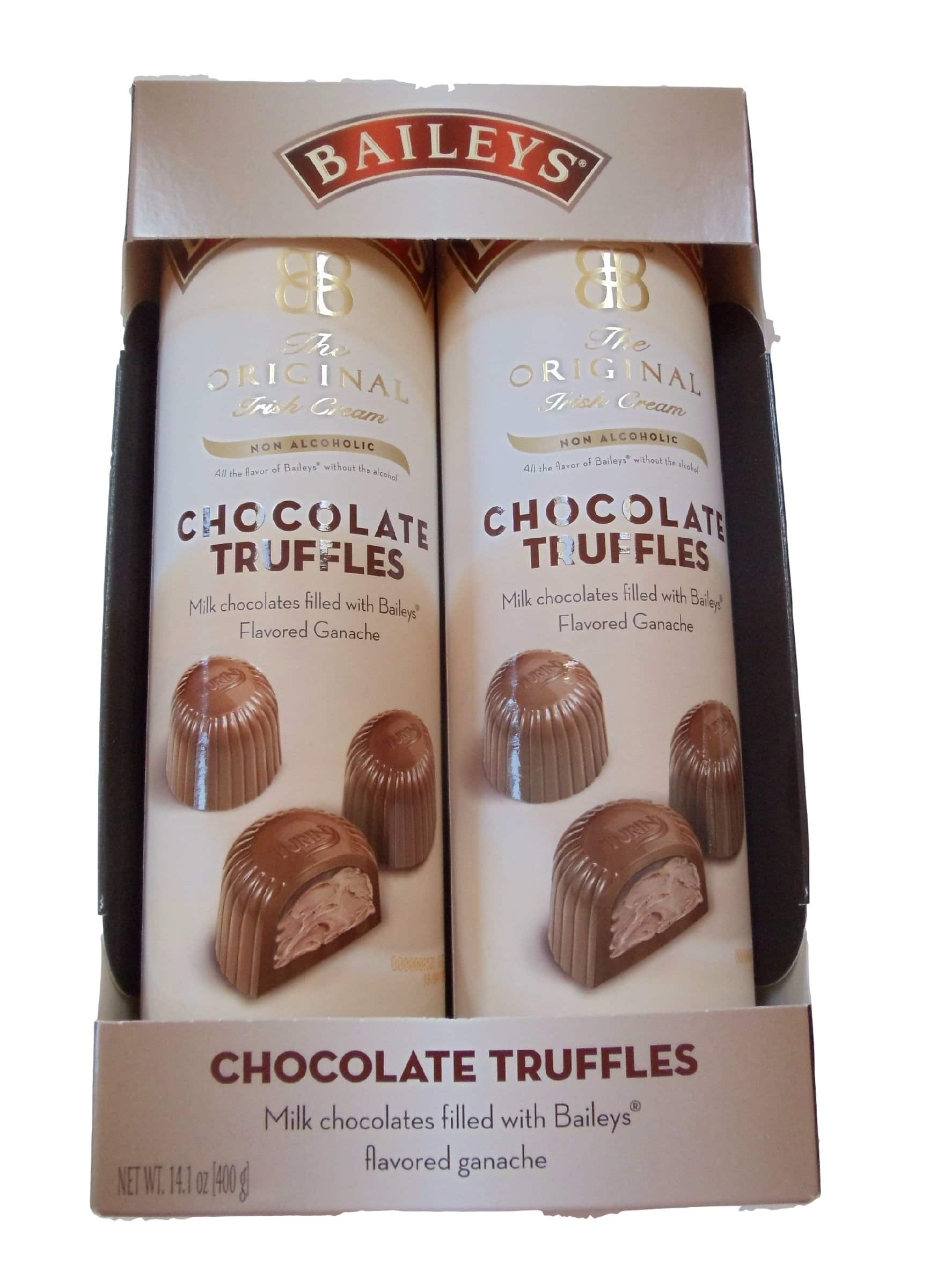 2-Ct of 17.6oz Baileys Original Irish Cream Non-Alcoholic Chocolate Truffles $19.54 + Free Shipping