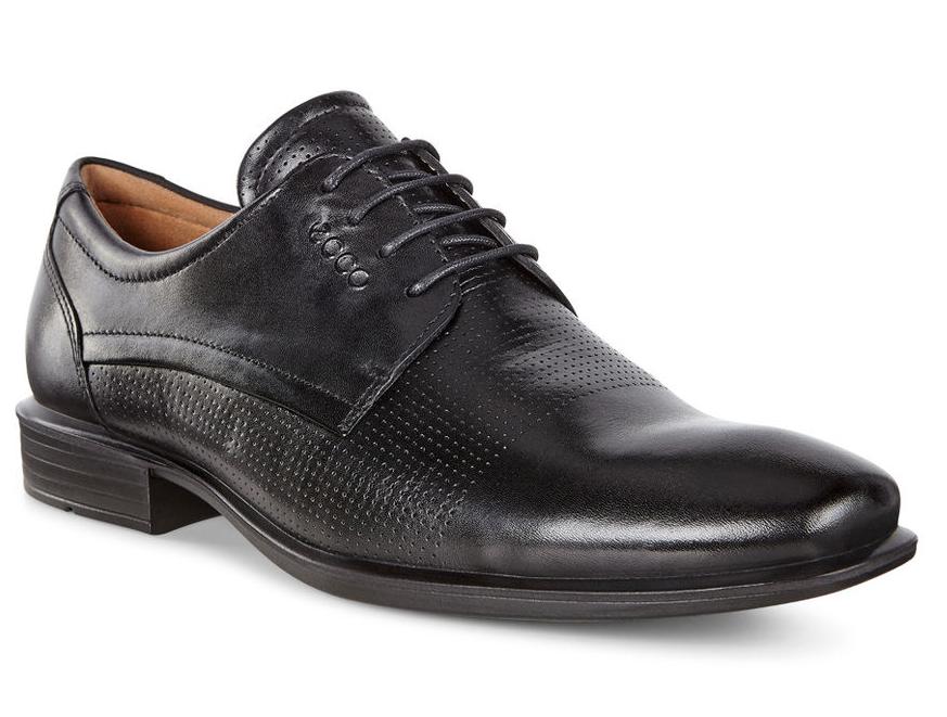 Ecco Men's Cairo Plain Toe Shoes $69.99 +  Free S&H w/ Ecco Loyalty