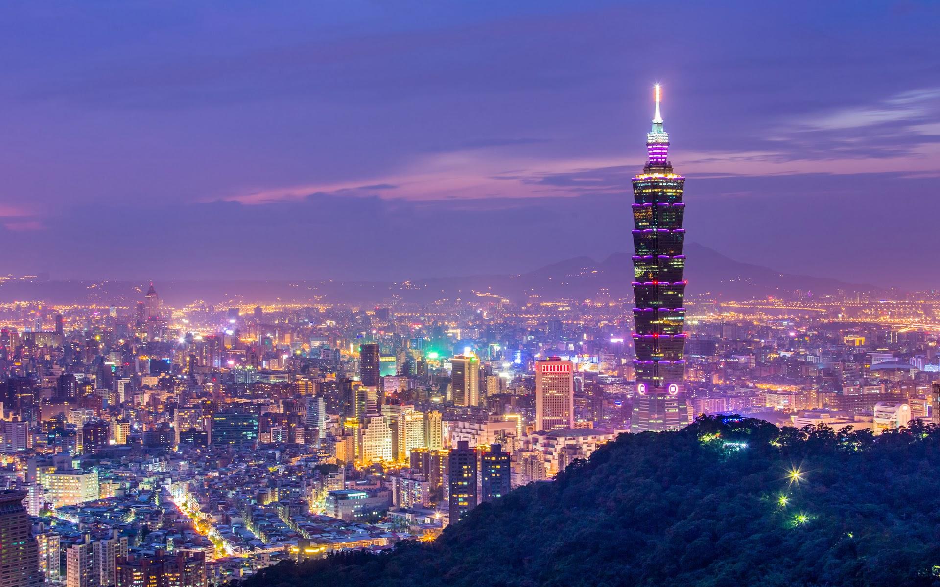 Air Canada Roundtrip Flight: Various U.S. Cities to Taipei, Taiwan (TPE)  from $520 (Travel Jan - June)