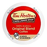 80-Ct Tim Horton's Single Serve K-Cups $22.74 or less & More w/ S&S + Free S&H
