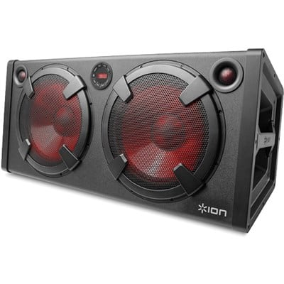 Ion Audio Road Warrior 500-Watt Rechargeable Bluetooth